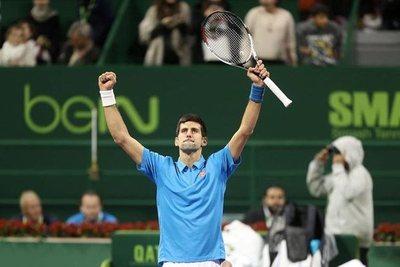 Djokovic gana y jugará su 1era. final del año ante Murray