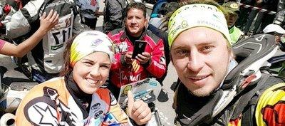Los pilotos, con dos días de paz en el Rally Dakar 2017