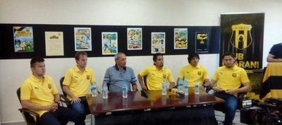 5 estrellas: Guaraní quiere papel protagónico en la Copa Libertadores