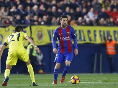 Messi marcó un golazo para la paridad
