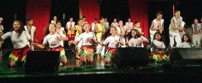 Fiesta por San Baltasar, al ritmo de tamboriles