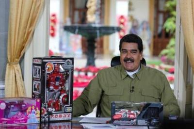 Maduro incrementa el salario mínimo en Venezuela en un 50 por ciento
