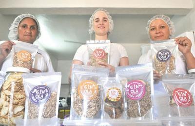 La preparación de granolas  dio pie a un negocio innovador