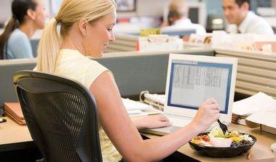 Hábitos saludables para tener un buen rendimiento laboral