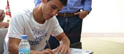 Matías Rojas se incorpora al Lanús con expectativas