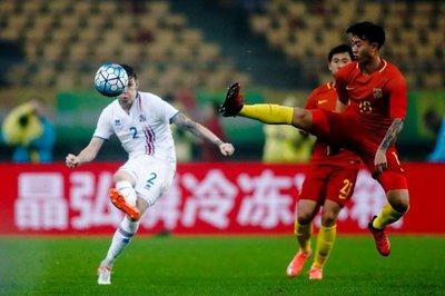 Chinos no se ven en el Mundial de 48 equipos