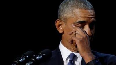Obama se despide: «Sí se puede; sí lo hicimos»