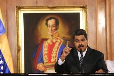 """Parlamento declaró """"abandono de cargo"""" de Nicolás Maduro"""