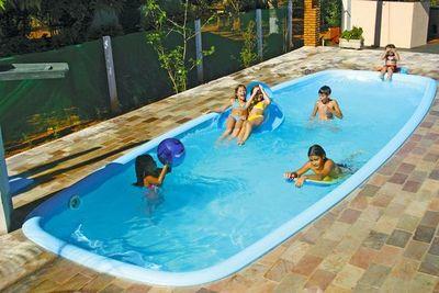 Conozca las opciones de piscinas más duraderas para instalar en casa