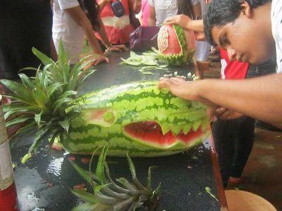 Culminó con éxito la fiesta nacional de la sandía en Itapúa