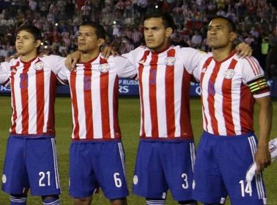 Paraguay sigue 40 del ranking FIFA