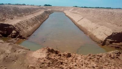 Hoy darán acceso a las aguas del Pilcomayo