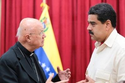 Facilitadores de diálogo en Venezuela se reunirán con gobierno y oposición