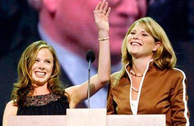 Hijas de Bush aconsejan a las de Obama sobre vida después de la Casa Blanca