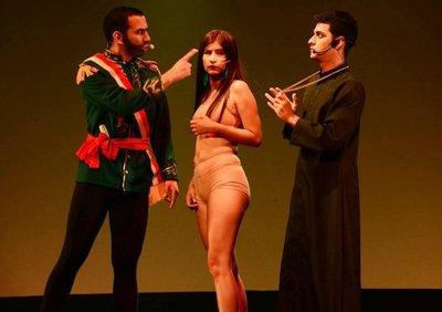 Encarnación, San Ber y Areguá con música y baile