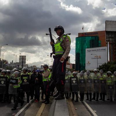 """Venezuela: El """"Comando antigolpe"""" recrudece la persecución a opositores"""