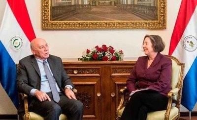 Embajada estadounidense destaca transparencia del gobierno paraguayo