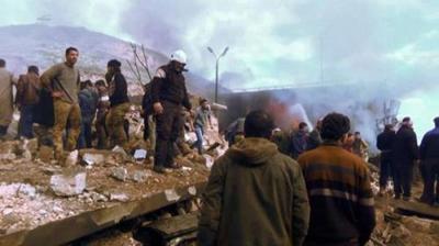 En Siria una treintena de personas murió tras ataque yihadista