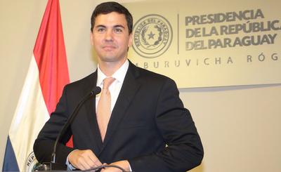 """Peña: """"Cartes debe continuar el proceso de cambio de gestión"""""""