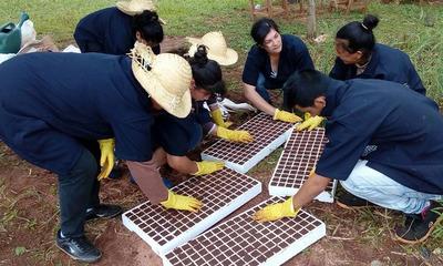 Sinafocal capacitó a 81 personas de Caaguazú