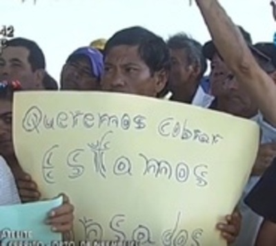 Cerrito: Pescadores reclaman pago de subsidio por veda