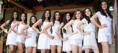 Ultiman detalles para la gala final de Belleza Adolescente Piribebuy 2017