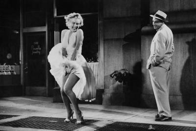 Salen a la luz imágenes caseras inéditas de Marilyn Monroe en «La tentación vive arriba»