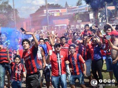 Cerro prepara su segundo partido amistoso