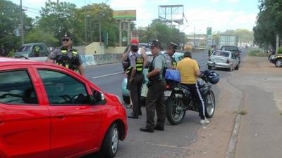 Casi 300 conductores caen detenidos por alcohólicos