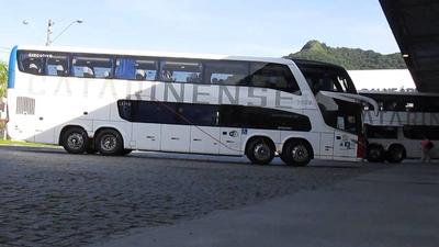 Paraguayos son asaltados y luego encerrados en maletero de un bus