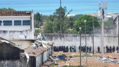 Presidente brasileño convocó a cumbre de seguridad tras rebeliones en cárceles