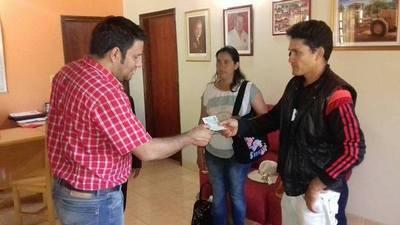 Pobladores de Cañadita contarán con agua corriente