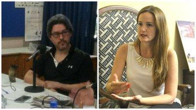 """Camilo Soares contra Soledad Núñez: """"Es una mentirosa, genuflexa, hija de papá"""""""