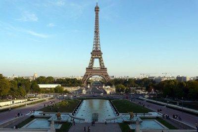 París invertirá 300 millones para seguridad en la Torre Eiffel