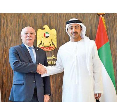 Emiratos Árabes y Paraguay suscriben acuerdos para potenciar inversiones en el país