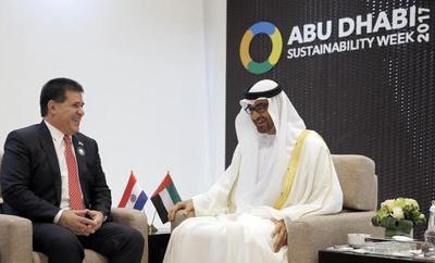 Paraguay refuerza sus lazos con los Emiratos Árabes Unidos