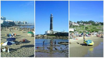 Uruguay: cifra de visitantes en 2016 iguala a la población