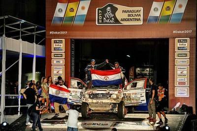 """Rally Dakar 2017: """"El deporte motor está creciendo en nuestro país"""""""