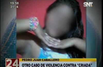 Brutal caso de violencia contra menor de edad que trabajaba como 'criada'