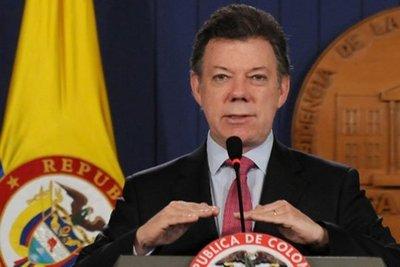 Santos declara guerra a la corrupción