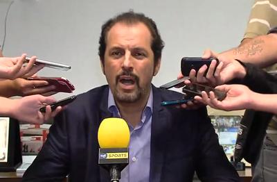 """Juan José Zapag: """"Podría venir un jugador más"""""""