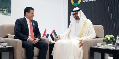 Emiratos Árabes Unidos interesado en invertir en nuestro país