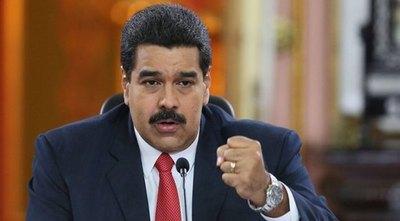 """Nicolás Maduro dijo que el gobierno de Donald Trump """"no será peor"""" que el de Barack Obama"""