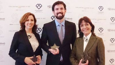 ONGs paraguayas galardonadas con premio Impacto Stars