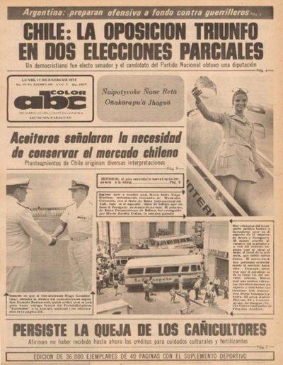 17 de enero de 1972