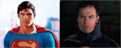 Salen a subasta los trajes del Superman de Christopher Reeve y del Batman de Michael Keaton
