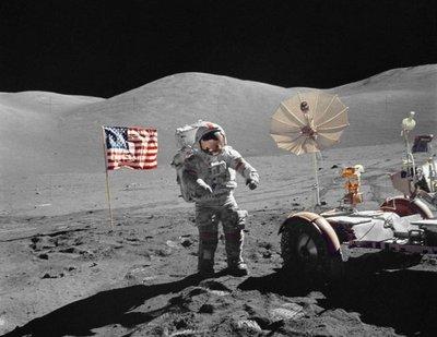Gene Cernan, el último hombre que pisó la Luna, muere a los 82 años