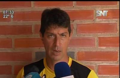 Guaraní juega amistoso ante Independiente de Campo Grande