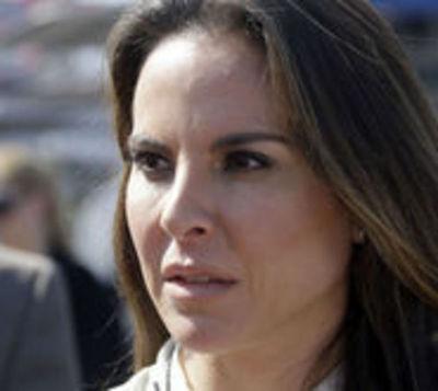 Kate del Castillo afirma que la persiguen por ser mujer
