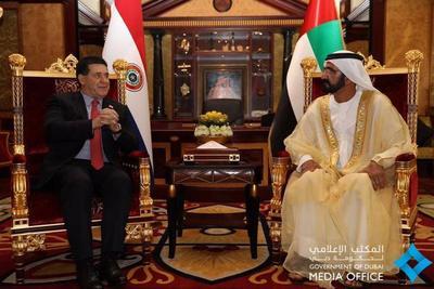 Emiratos Árabes Unidos, socio importante para el Paraguay